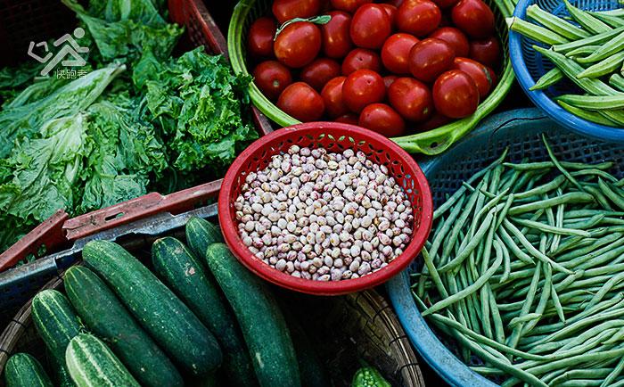 蔬菜配送软件系统